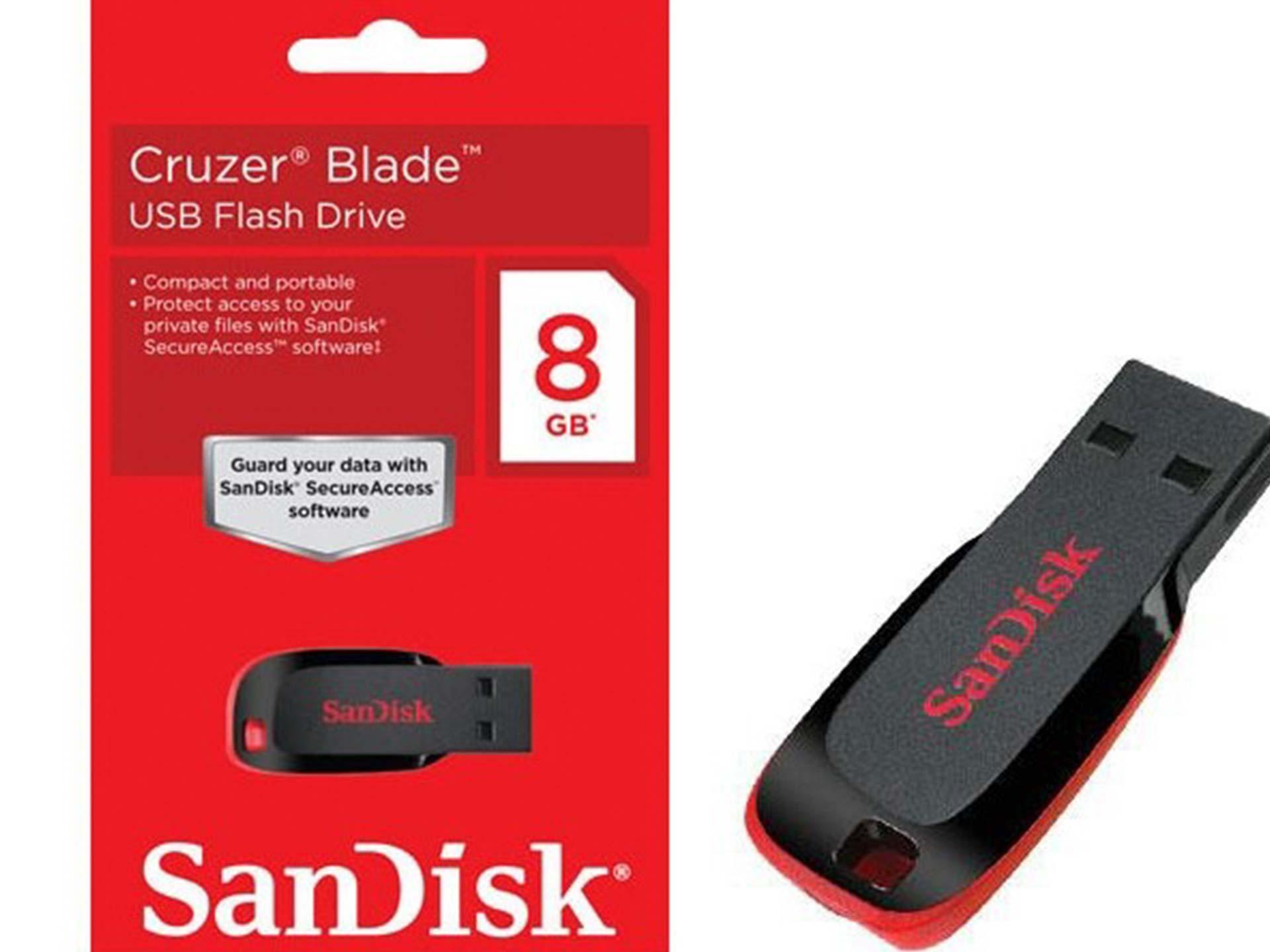 sandisk cruzer blade drivers windows 7